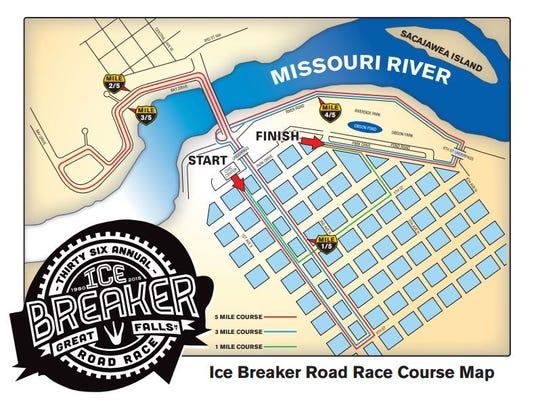 Ice Breaker map