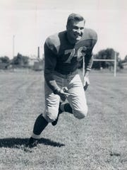 Lou Creekmur, NFL left offensive tackle/guard for the