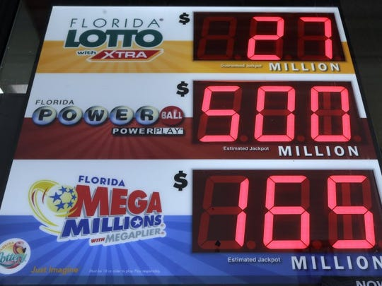 Warnings may soon come on lottery tickets in Florida.