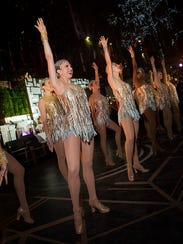 The Rockettes. Hackensack University Medical Center
