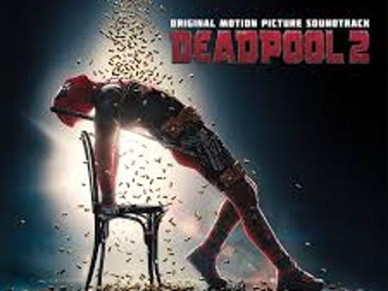 """""""Deadpool 2"""" soundtrack, various acts"""