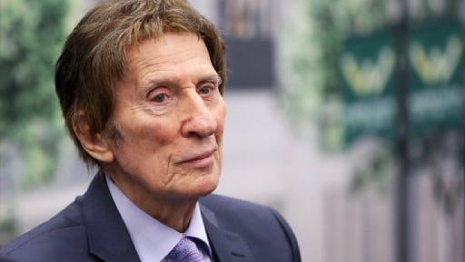 Mike Ilitch's Red Wings are gaining in value.