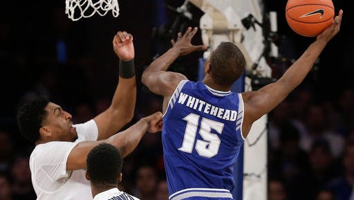 Will Isaiah Whitehead (15) soar at the NBA Combine?