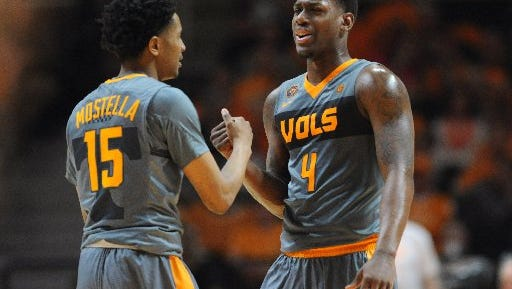 The Vols are breaking out the Smokey Grey uniforms Wednesday night.