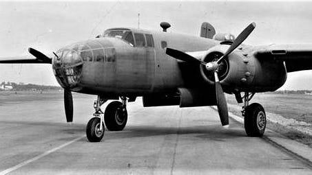 Bomber accident kills 4.