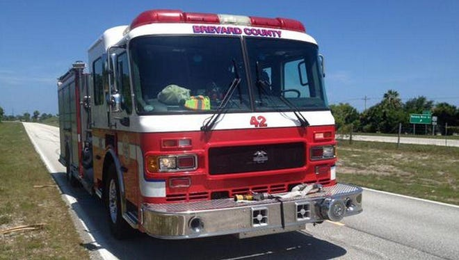Brevard County Fire Rescue.