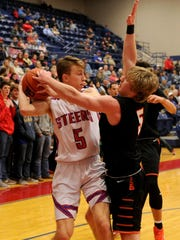Graham's Steven Kimberling scored a combined 69 points in his past two games.