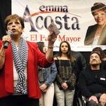 City Rep. Emma Acosta begins run for mayor