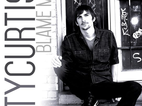 Blues rocker Ty Curtis will play Aug. 19 for the Keizer
