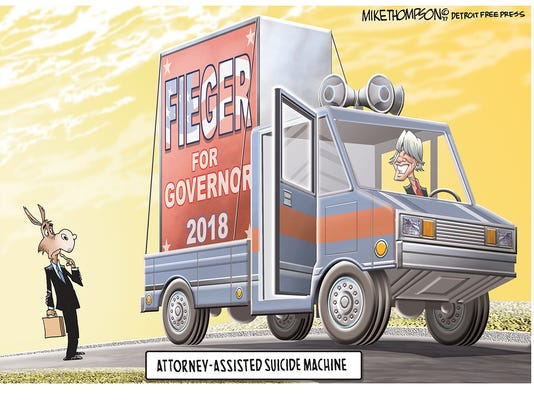 Fieger for governor?