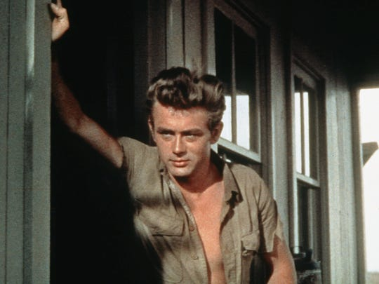 "James Dean, born in Marion and raised in Fairmount;  Nominated for Best Actor for ""East of Eden"" in 1956 and ""Giant"" in 1957. He was the first actor to be nominated posthumously."
