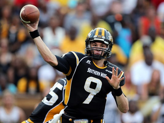 NCAA Football: Alcorn State at Southern Mississippi