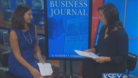 The Sept. 30 Sioux Falls Business Journal report on KSFY-TV.