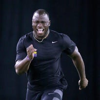 LSU's Deion Jones is expected to be a second-round draft pick.