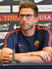 AS Roma star Maxime Gonalons