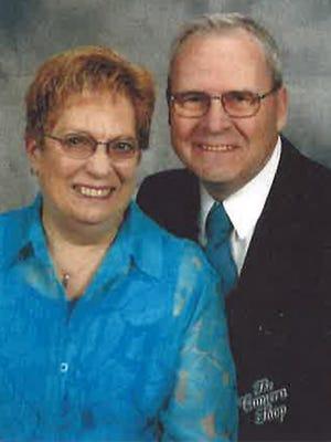 60th Anniversary: James & Geneva Reimer