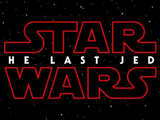Star Wars: The Last Jedi logo