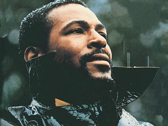 Marvin Gaye in 1971