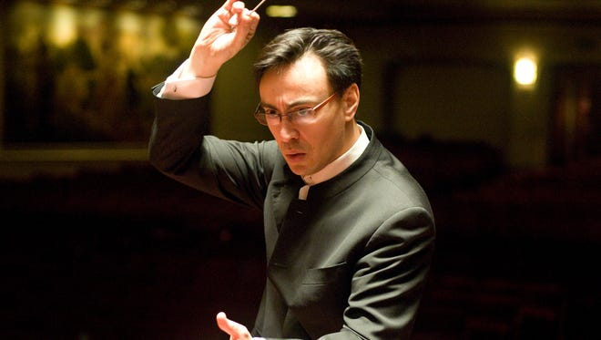Ken-David Masur conducts the Milwaukee Symphony in a program featuring Ravel and Copland May 19 and 20.