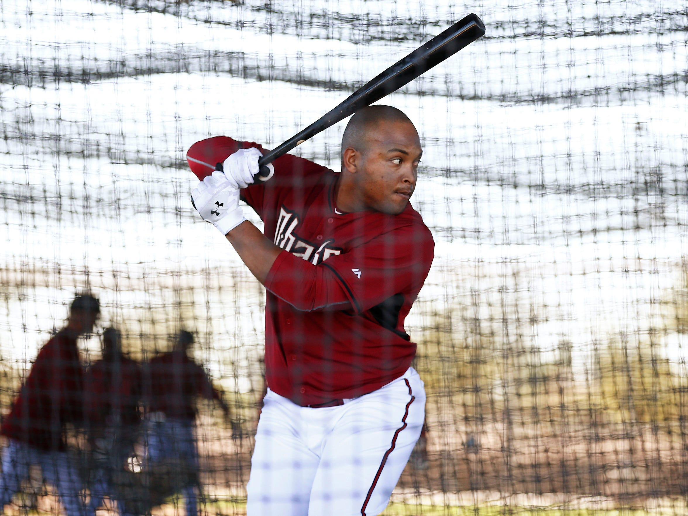 Yasmany Tomas is sure to impress with his power.