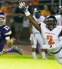 High School Football: Queen Creek vs. Poston Butte