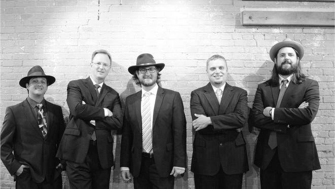 Sioux Falls jazz group JAS Quintet will perform at the Old Courthouse Museum on Friday at noon.