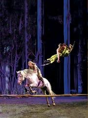 "Cavalia Inc.'s ""Odysseo"" equestrian theatrical extravaganza"
