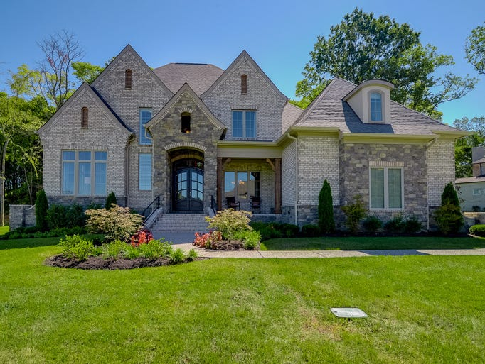 Built by Arthur Rutenberg Homes  this professionally. Kings  Chapel model home for sale  furniture included