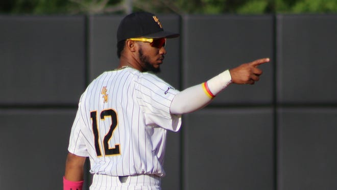 Southern Miss shortstop LeeMarcus Boyd ranks second on the team with 17 doubles this season.