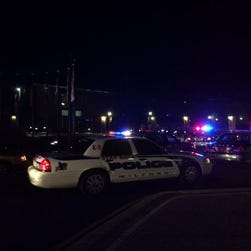 RAW VIDEO: Shooting on DSU campus