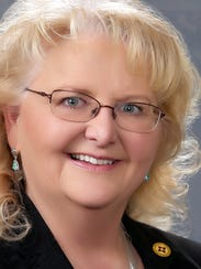 """Rep. Candie Sweetser (D-Deming) said she supports the goals of the proposed reforms but wondered about the means. """"Do we really want Santa Fe dictating to that level what every school district has to do?"""""""