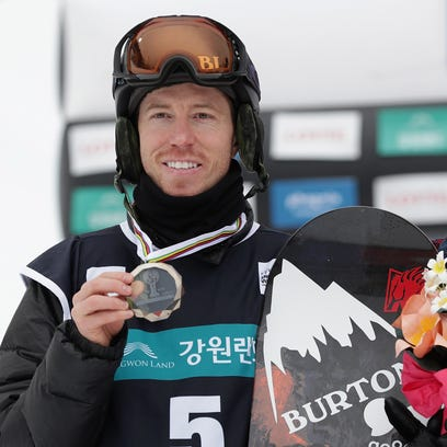 Shaun White seeks spot on 2018 Olympic team while juggling full plate