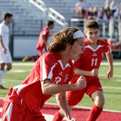Boys soccer: Ritter dominates Tri-West in 2A sectional semifinal