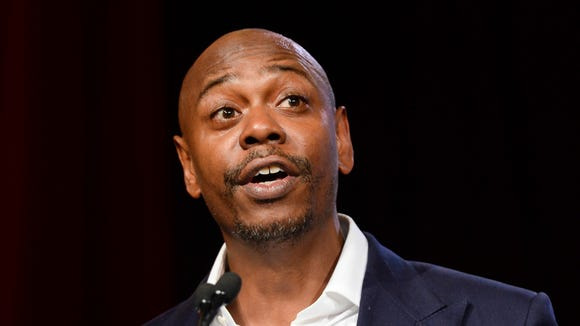 """Dave Chappelle updated his """"give Trump a chance"""" statement"""