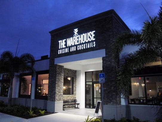 The Warehouse Cuisine and Cocktails opened in 2017 off Immokalee Road east of Collier Boulevard