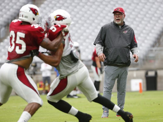 Arizona Cardinals traing camp