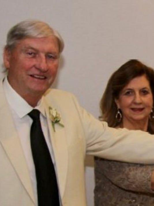 Anniversaries: Linda Kingsmill & Thomas Hancock