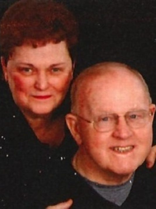 Anniversaries: Larry Crosby & Joyce Crosby