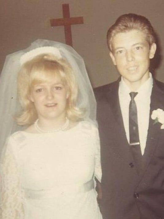 Anniversaries: Jerry Holt & Linda Holt
