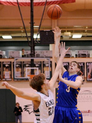 Carmel junior Ryan Cline's scholarship offers include Purdue and Ball State.