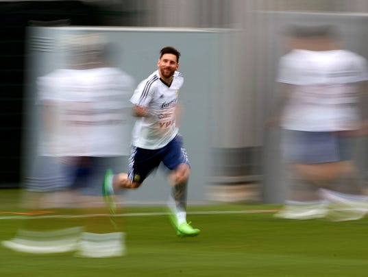 EPA SPAIN SOCCER FIFA WORLD CUP 2018 SPO SOCCER ESP