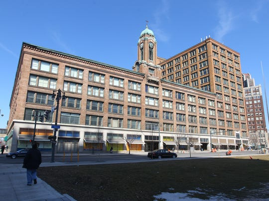 The Sibley building