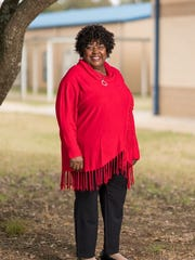Claudia Flintroy, Mathematics Teacher at Bastrop High