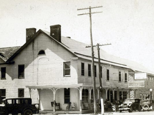 Where in Franklin County is this building, and when was the photo taken? Take a guess and tell us what you know. Call Debby Hook at 717-262-4748 or email dheishma@publicopinionnews.com.