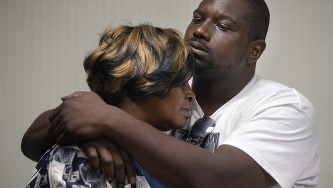 The family of Samuel DuBose speaks about their son and brother after the release of body cam footage from University of Cincinnati police officer Ray Tensing.