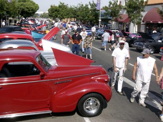 Visalia Car Show May