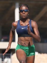 UTEP hurdler Tobi Amusan will compete for Nigeria in the Olympics.