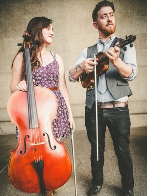 Kaitlyn Raitz and Ben Plotnick bridged thousands of miles to for their deeply American sound.