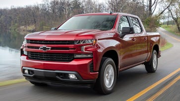 First Drive: What to expect from new four-cylinder engine in Chevrolet Silverado pickup