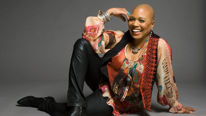 Dee Dee Bridgewater will be honored and be a headliner at the Palm Springs Women's Jazz Festival